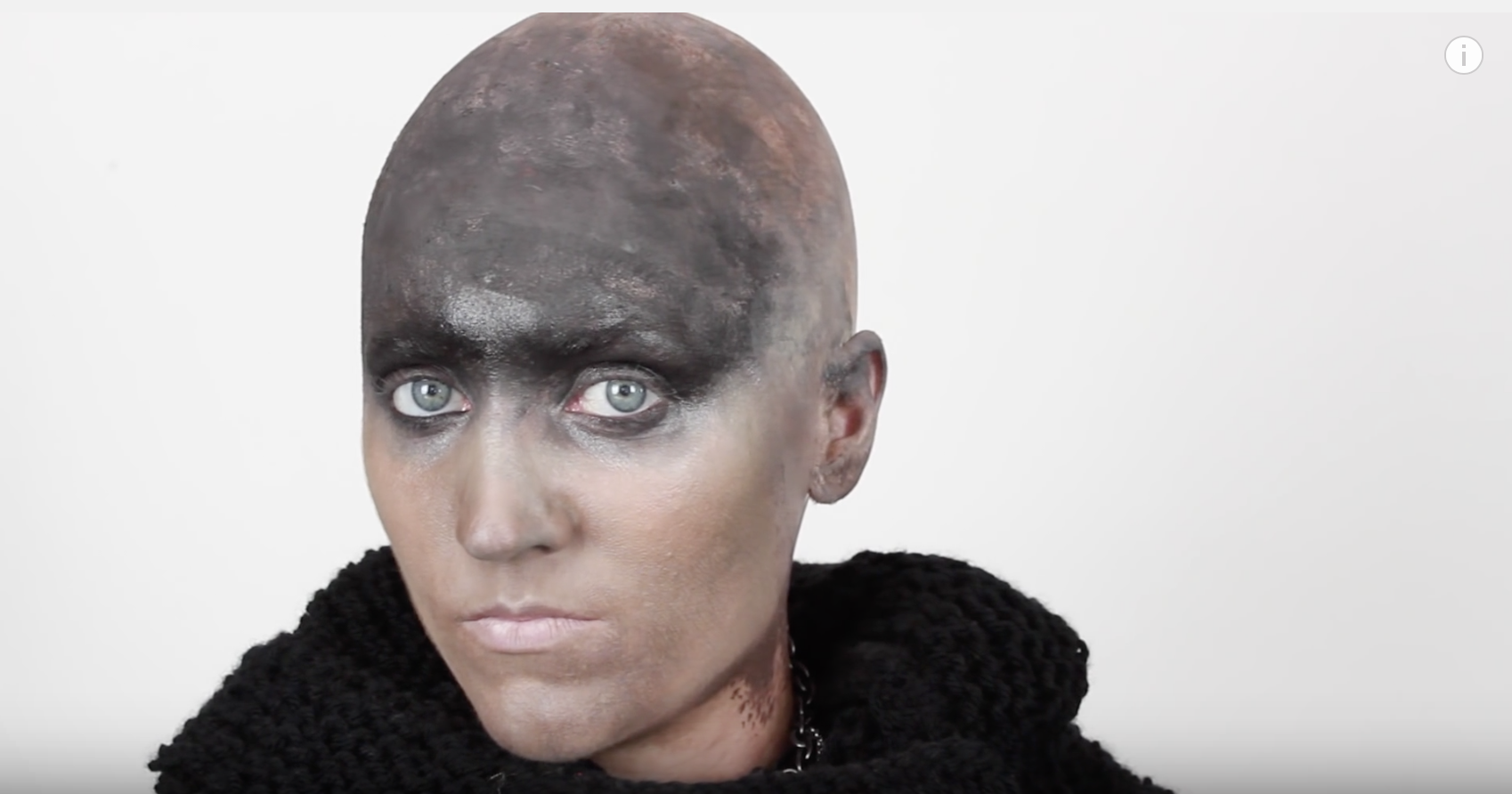 Mad Max Makeup: Charlize Theron