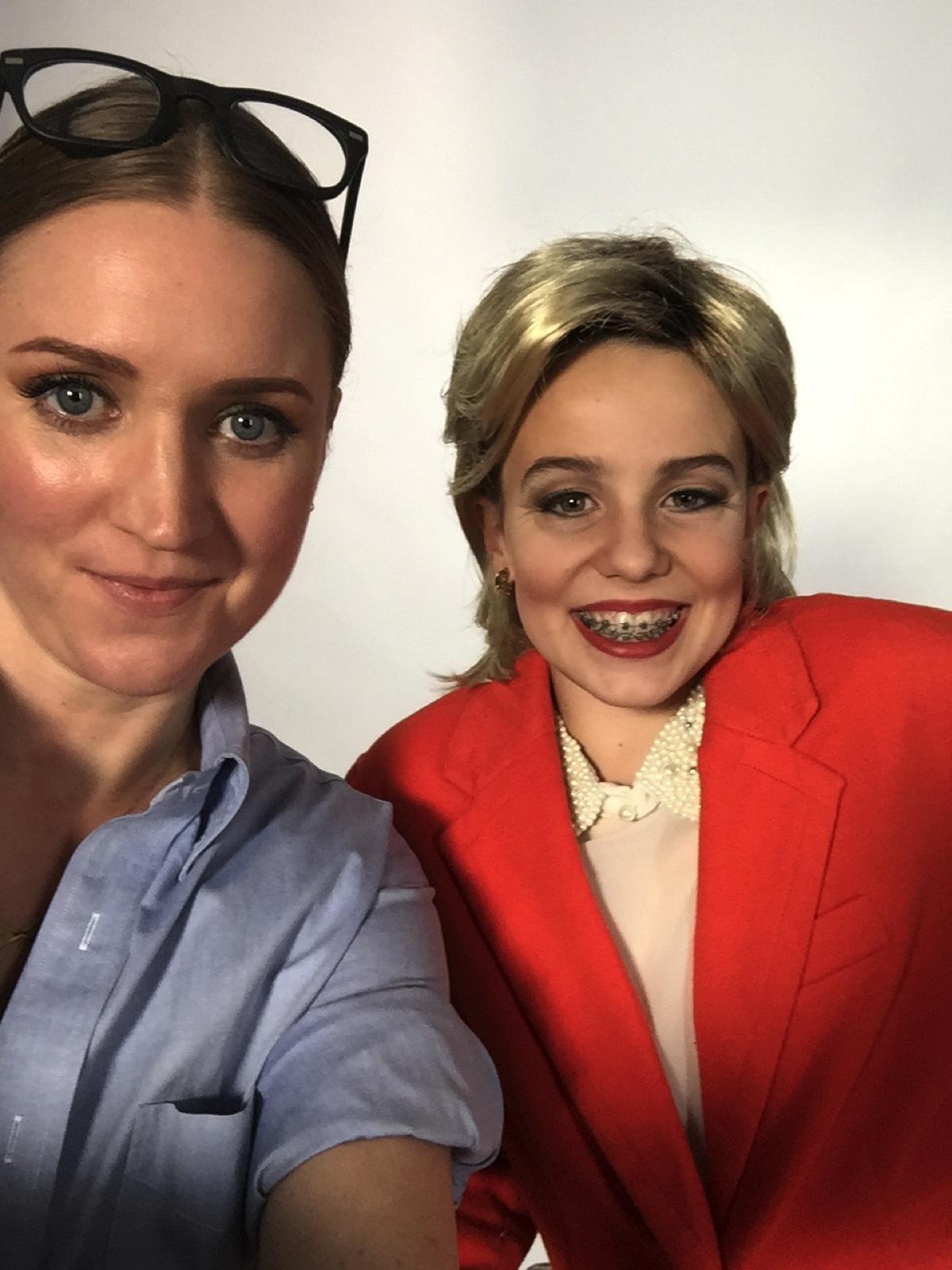 Hillary Clinton Mode