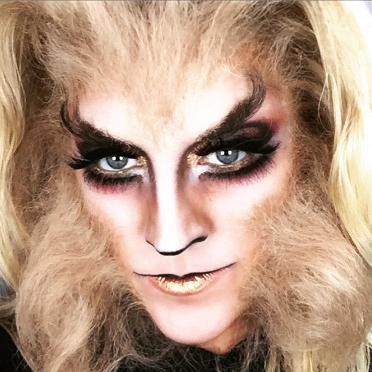 Wolf Theatrical Makeup
