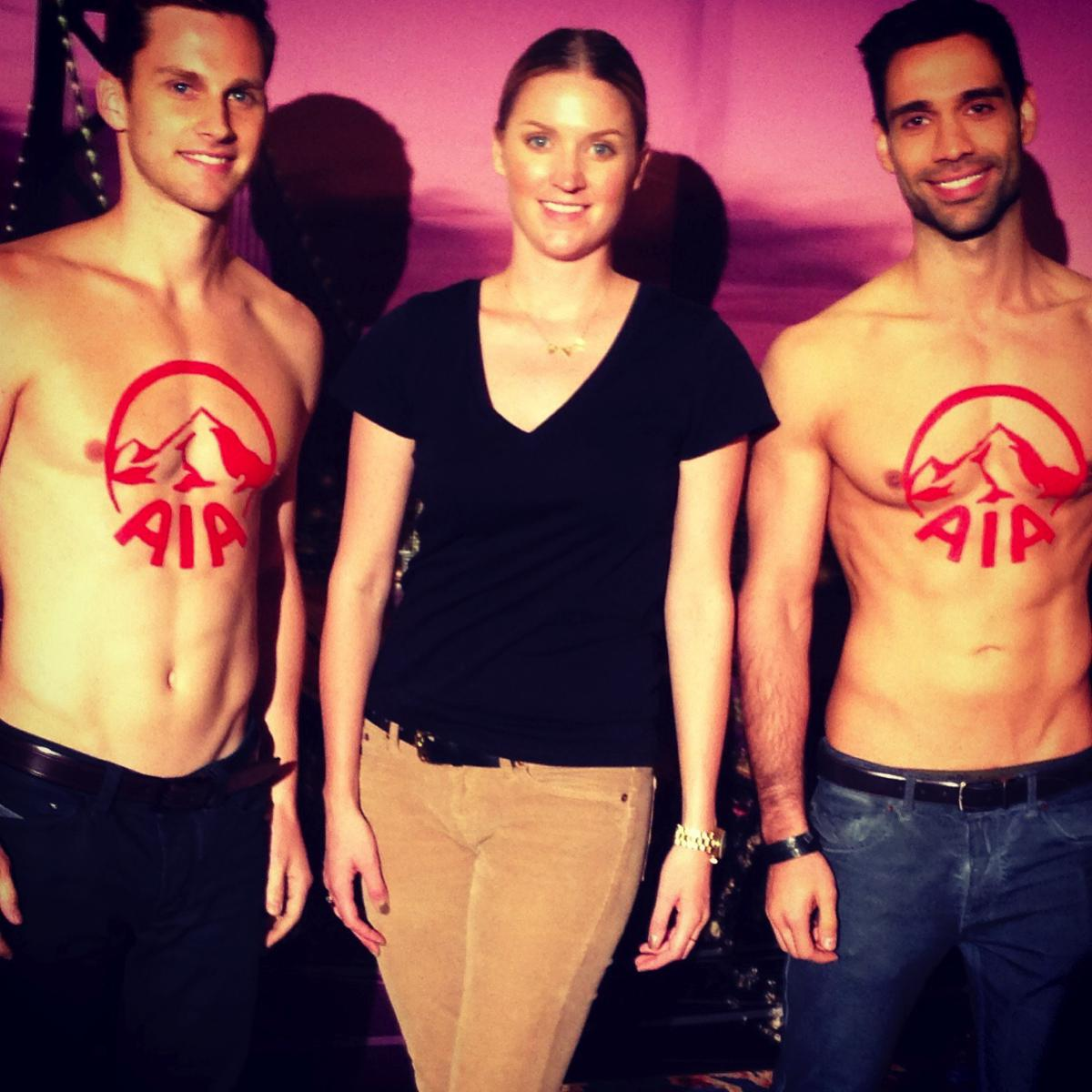 AIA Body Paint