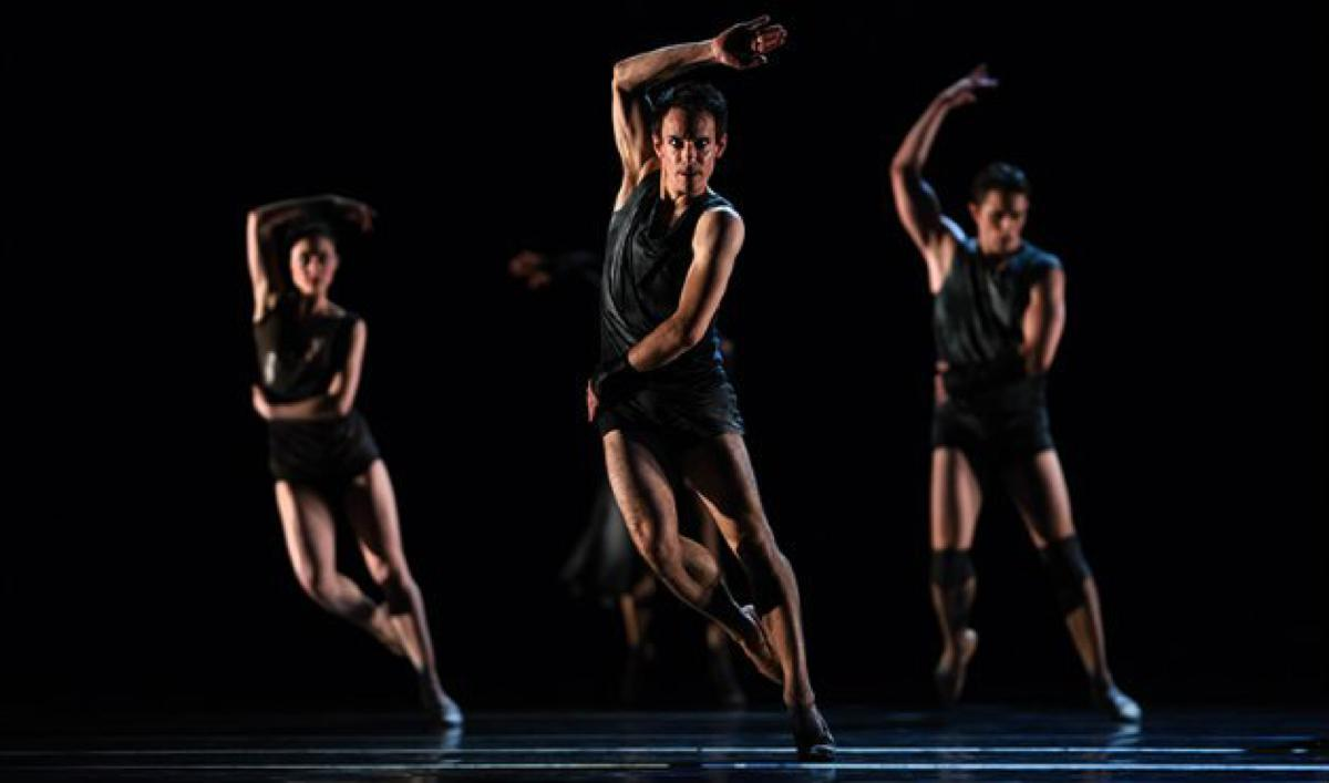 San Francisco Ballet Fearful Symmetries