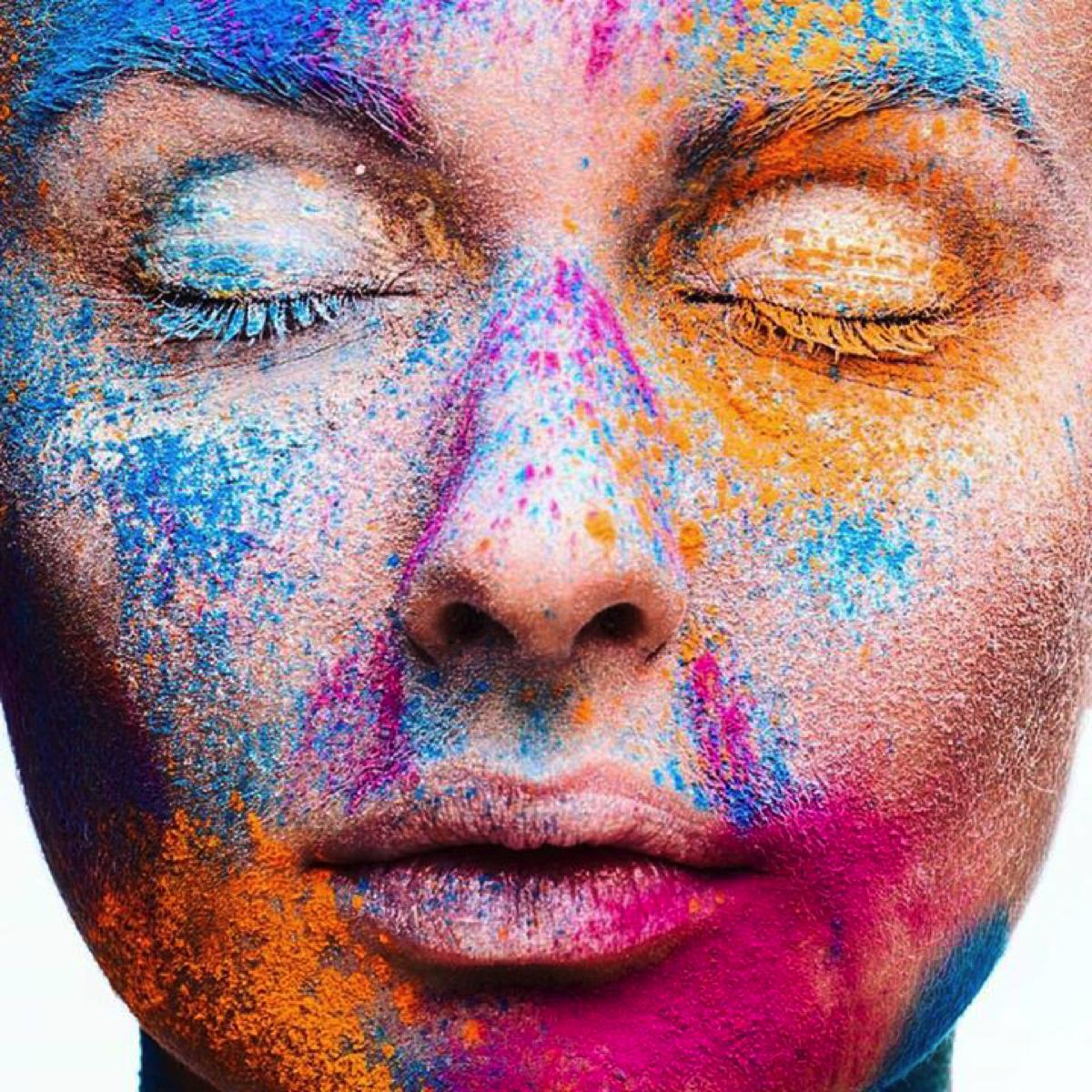 Color Powder Makeup